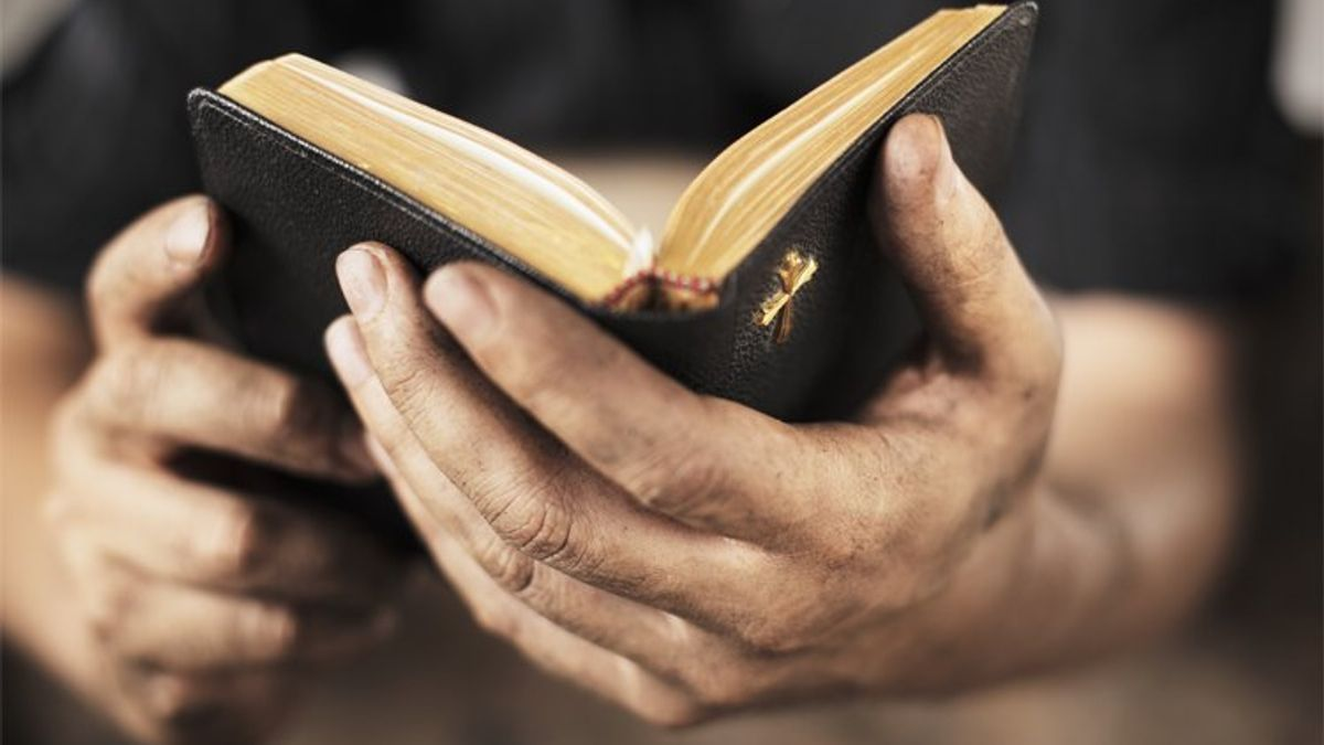 Dive in through the sermon or Bible study